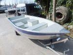 Marine 400 Fish Aluminium Visboot, Open motorboot en roeiboot Marine 400 Fish Aluminium Visboot for sale by Nieuwbouw