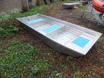 Trident 12 Aluminium Platbodem, Open motorboot en roeiboot Trident 12 Aluminium Platbodem for sale by Nieuwbouw