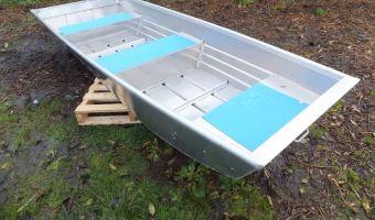 Open boat and rowboat Trident 11 Aluminium Platbodem for sale