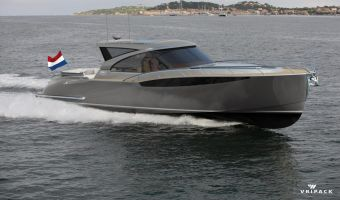 Superyacht motor Zarro Z42 Hardtop for sale