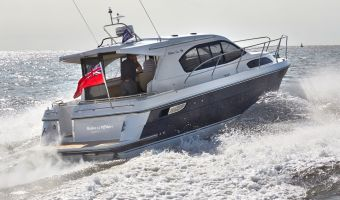 Motor Yacht Haines 32 Offshore for sale