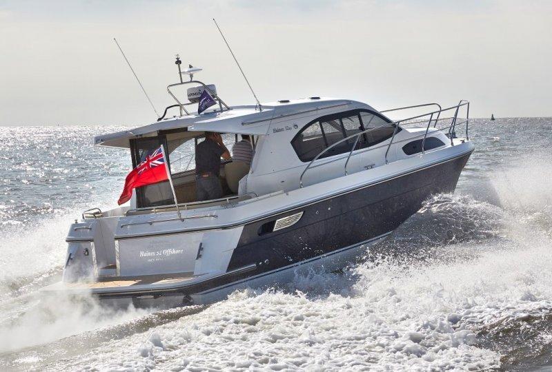 Haines 32 Offshore, Motorjacht