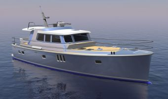 Motorjacht Deep Water Yachts Korvet16clr eladó