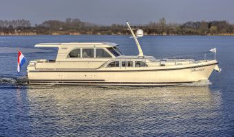 Motoryacht Linssen Grand Sturdy 470 Sedan Wheelhouse Twin in vendita