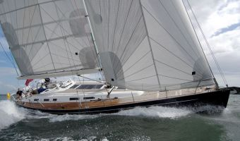 Sailing Yacht Sweden Yachts 54 for sale