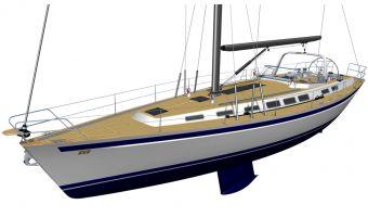 Seglingsyacht Malo 54 till försäljning