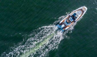 Motoryacht Nimbus Tender 9 till försäljning