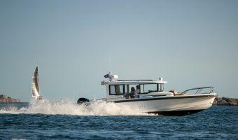 Motoryacht Nimbus Commuter 9 till försäljning