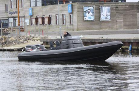 Roughneck 1010 Outboard - New, RIB en opblaasboot Roughneck 1010 Outboard - New te koop bij Nieuwbouw