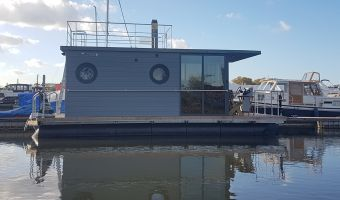 Motor Yacht La Mare Houseboats Apartboat Mini for sale