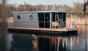 Motorjacht La Mare Houseboats Apartboat de vânzare