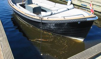 Tender Prins Van Oranje 700 Black Edition - New for sale