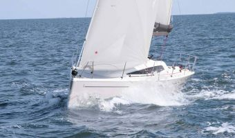 Sailing Yacht Dehler 34 for sale