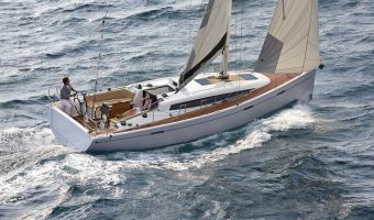 Sailing Yacht Dehler 38 for sale