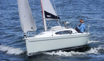 Sailing Yacht Dehler 29 for sale