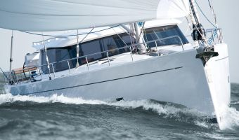 Sailing Yacht Moody 54 Decksaloon for sale