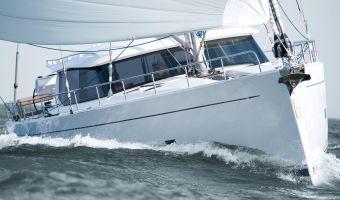 Barca a vela Moody 54 Decksaloon in vendita