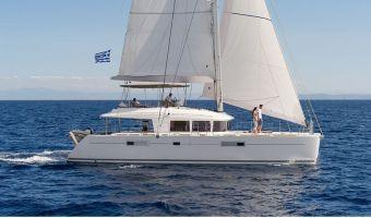 Многокорпусовый парусник Lagoon 560 для продажи