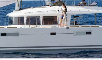 Multihull sailing boat Lagoon 560 for sale