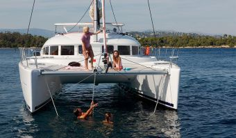 Sailing Yacht Lagoon 380 for sale
