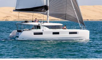 Multihull sailing boat Lagoon 46 New for sale