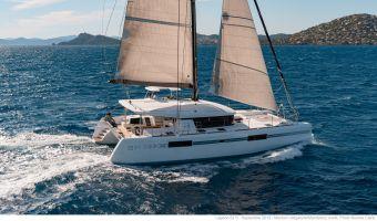 Многокорпусовый парусник Lagoon 52 S для продажи