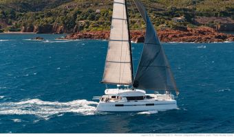 Multihull sailing boat Lagoon 52 S for sale