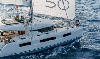 Catamarano a vela Lagoon 50 in vendita
