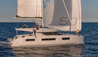 Многокорпусовый парусник Lagoon 50 для продажи