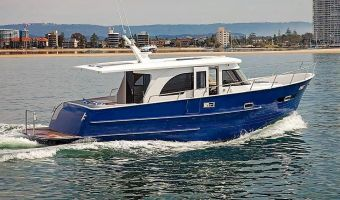 Motor Yacht Integrity 390 Lobster for sale