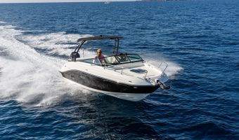 Speedboat and sport cruiser Sea Ray Sun Sport 230 Ob for sale