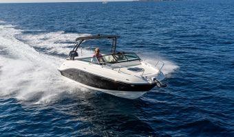 Speed- en sportboten Sea Ray Sun Sport 230 Ob eladó