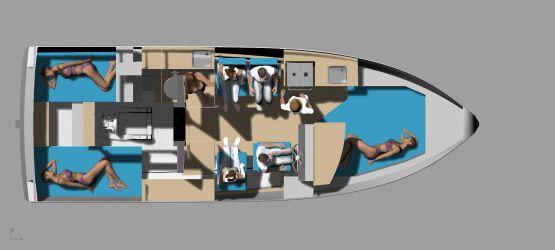 Deep Water Yachts Korvet 8 CALM