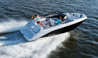 Speedboat and sport cruiser Scarab Performance 195 G for sale