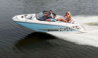 Speedboat and sport cruiser Scarab Performance 195 Id for sale