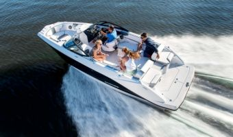 Speedbåd og sport cruiser  Scarab Performance 215 G til salg