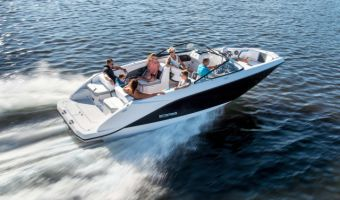 Speedboat and sport cruiser Scarab Performance 255 G for sale