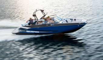 Speedboat and sport cruiser Scarab Performance 255 Id for sale