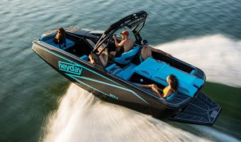 Speedboat and sport cruiser Heyday Wake Sports Wt-1sc for sale