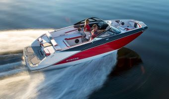 Speedboat and sport cruiser Scarab Performance 215 Id for sale