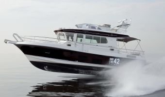 Motor Yacht Nord Star 42 Patrol for sale