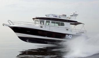 Motoryacht Nord Star 42 Patrol till försäljning