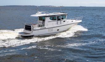 Motoryacht Nord Star 32 Patrol till försäljning