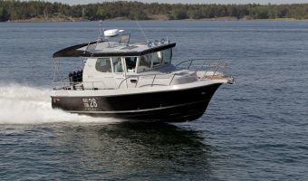 Motoryacht Nord Star 28 Patrol till försäljning
