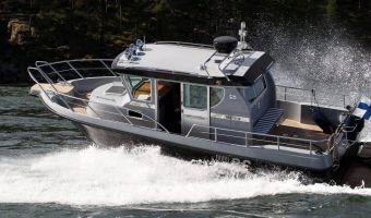 Motoryacht Nord Star 26 Patrol till försäljning