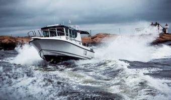 Motoryacht Nord Star 30 Patrol till försäljning