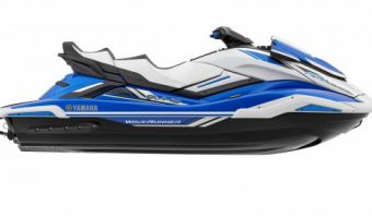 Moto d'acqua Yamaha Waterscooters Performance Fx Cruiser Svho Blue in vendita