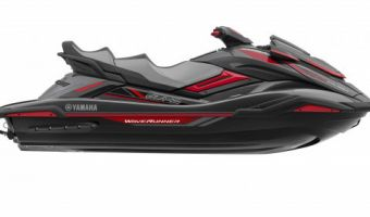 Moto d'acqua Yamaha Watersooters Performance Fx Cruiser Svho Gray in vendita