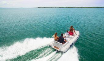 RIB en opblaasboot Ab Inflatables Tender Abjet 330 eladó