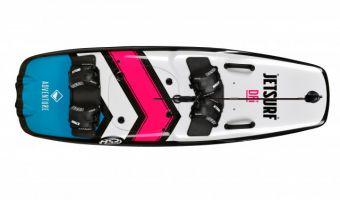 Jet ski och vatten scooter Jetsurf Motorised Surfboard Adventure Dfi till försäljning